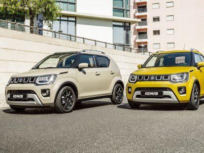 Suzuki-Ignis-hybrid