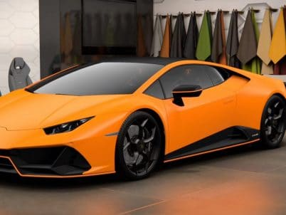 collection capsule - lamborghini huracan evo